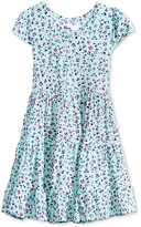 Epic Threads Floral-Print Dress, Toddler and Little Girls (2T-6X), Created for Macy's