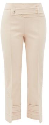 Sportmax Livigno Trousers - Womens - Beige