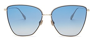 Christian Dior Women's Diorsociety Cat Eye Sunglasses, 60mm