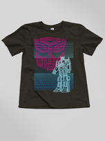 Junk Food Clothing Kids Boys Transformers Tee-jtblk-l