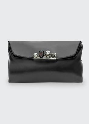 Alexander McQueen Skull Pouch Bag