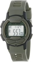 Freestyle Men's FS84995 Predator Round Running Digital Top Buttons Watch