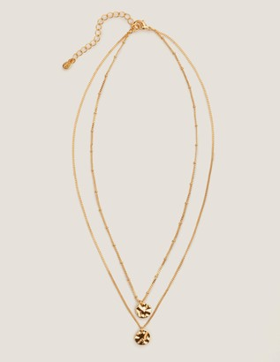 Boden Delicate Layered Necklace