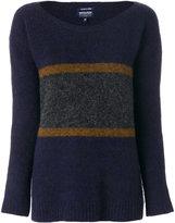 Woolrich colour block jumper