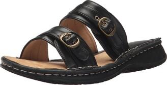 AdTec Women's Slide Sandals: Designer Footwear for Any Occasion Slip On Flat