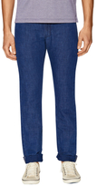 Z Zegna Solid Slim Fit Selvedge Jeans