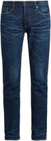 KURO Graphite straight-leg jeans