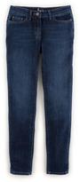 Boden Skinny Ankle Skimmer Jeans Washed Indigo Women