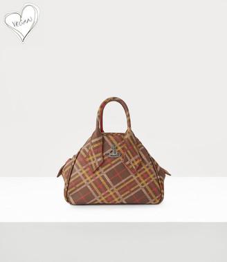 Vivienne Westwood Derby Small Yasmine Bag Brown/Tartan
