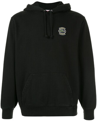 Lacoste Supreme hooded sweatshirt