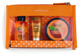 The Body Shop Satsuma Beauty Bag Gift Set