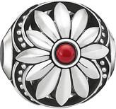 Thomas Sabo Ethnic Flower sterling silver karma bead