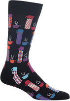 Hot Sox Men's Beverage Socks