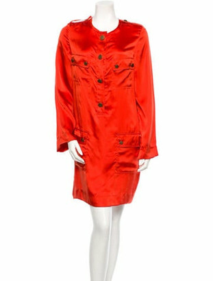 Lanvin Dress w/ Tags Orange