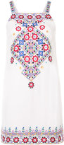 Nicole Miller floral print dress - women - Viscose - L