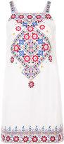 Nicole Miller floral print dress - women - Viscose - XS