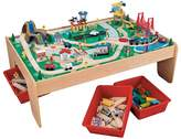 Kid Kraft Waterfall Mountain Train Set & Table