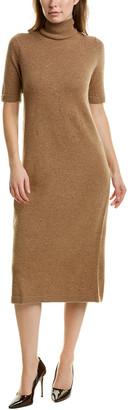Lafayette 148 New York Knit Wool & Cashmere-Blend Sweaterdress