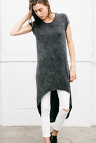 Joah Brown - On Point Dress In Wash Graphite