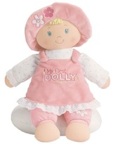 Gund Baby Girl My First Dolly Playset