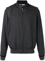 Kolor lightweight checked jacket