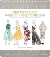 Abrams Books Gertie's New Fashion Sketchbook