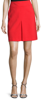 Trina Turk Lona Pleat A Line Skirt