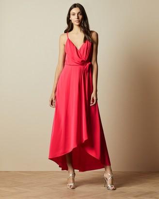Ted Baker LEAANAH Sleeveless wrap dress