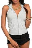 Adore Clothes & More Sleeveless Jacket