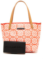 Petunia Pickle Bottom Medallion Downtown Diaper Tote