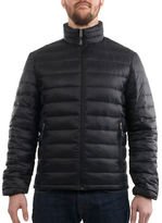 London Fog Quilted Packable Jacket