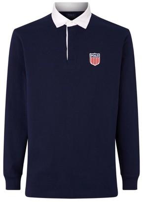 Ralph Lauren Rugby Applique Logo Shirt