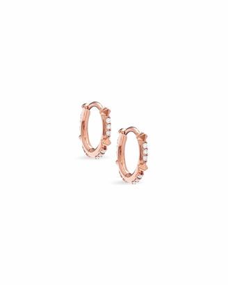 Kendra Scott Jett Earrings in White Diamond
