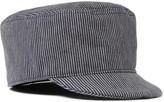 Nigel Cabourn - Striped Cotton Cap