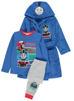 George Thomas the Tank Engine Dressing Gown and Pyjama Set