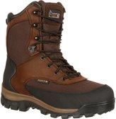 "Rocky Outdoor Boots Mens 8"" Core WP 9 D Dark FQ0004753"