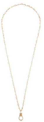Etro Horseshoe Bar-chain Necklace - Gold