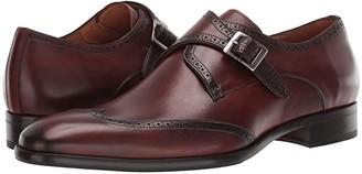Mezlan Forest (Cognac) Men's Slip on Shoes