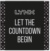 Lynx LYNX Men's Grooming Count Down 12 Days Advent Calendar Kit