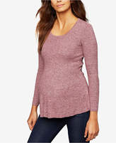A Pea in the Pod Maternity Bow Sweater
