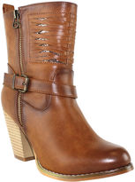 JCPenney OLIVIA MILLER Olivia Miller Womens Ankle Booties