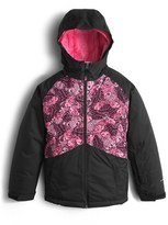 The North Face Girl's Brianna Heatseeker(TM) Insulated Waterproof Jacket