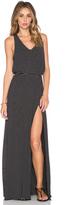 Bella Luxx Open Back Maxi Dress