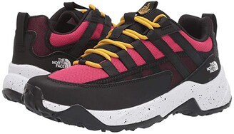 The North Face Trail Escape Crest (TNF Black/Rose Red) Women's Shoes