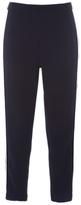 White Stuff Canyon Stripe Trousers, Navy