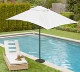 Pottery Barn Premium Sunbrella®; Rectangular Umbrella - Solid