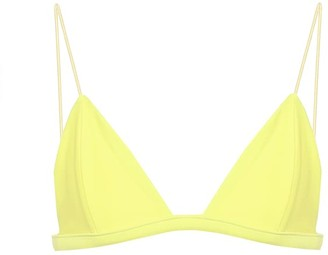 JADE SWIM Exclusive to Mytheresa Micro Muse bikini top
