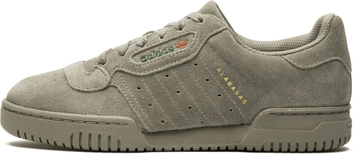 Adidas Yeezy Powerphase 'Simple Brown' Shoes - Size 5