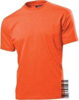 Underhood of London Men's Short Sleeve Crew Neck T-shirt - 100% Cotton - Regular Fit - Hanes Top-T