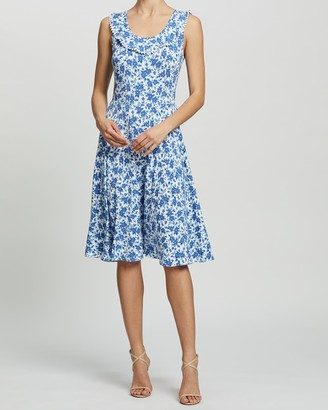 Review Paloma Floral Dress